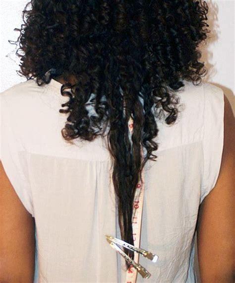 texlaxed hair and matting shrinkage natural hair shrinkage is deceiving 20 naturals display
