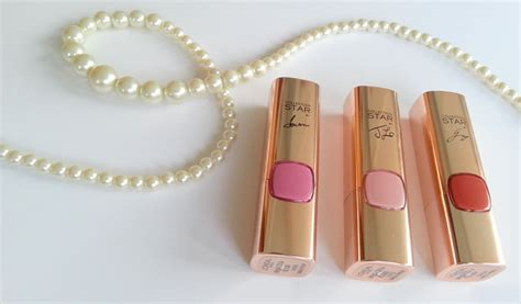 Lipstik Loreal review l oreal color riche collection
