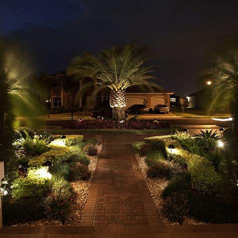 landscape lighting ideas inviting serene outdoor