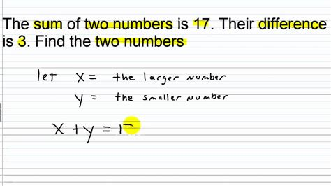 algebra   systems  linear equations word problems