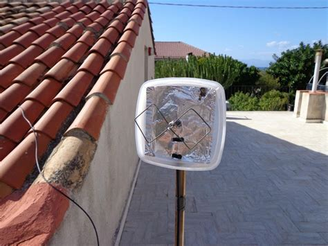 extend your wi fi signal with this cheap and easy to make directional biquad antenna