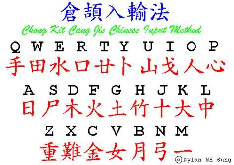 scrittura cinese lettere il tao di lao cang jie inventa la scrittura i cellulari