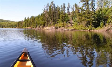 canoes ely mn voyageur outfitters