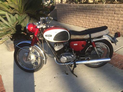 bid to buy yamaha ym1 original 1966 motorcycle no reserve bid to buy