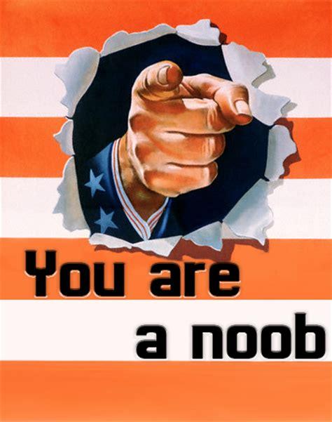 Noob Meme - image 205861 noob know your meme