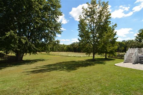 backyard view chantilly virginia home for sale spectacular backyard view