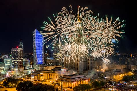 new year events new years 2017 in warsaw warsaw city