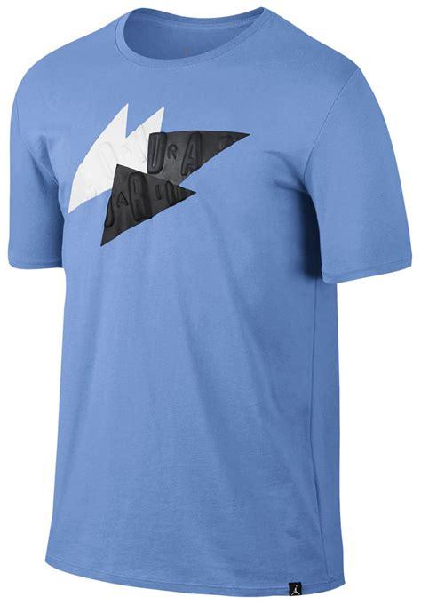 Tshirt T Shirt Air Blue air 7 pantone blue shirt sneakerfits