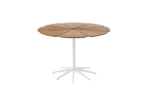 dwr dining table petal 174 dining table design within reach