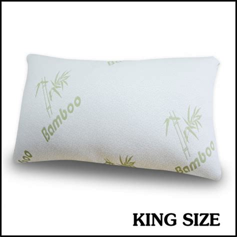 king size memory foam pillows of bjmeimeifu