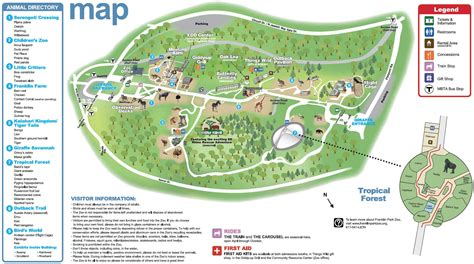 columbus zoo map 7 best images of printable zoo tickets pretend play free zoo printables knoxville zoo ticket