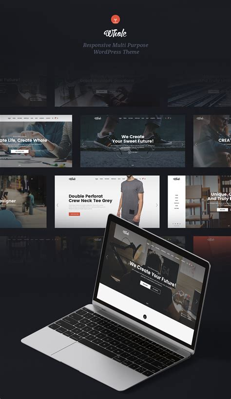 Teslathemes Montblanc Multi Purpose Creative Theme whole creative multi purpose theme on behance
