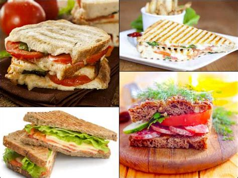 special sandwich recipes for lunch boldsky com