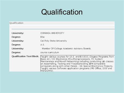 Resume Parser by Resume Parsing Resume Templates