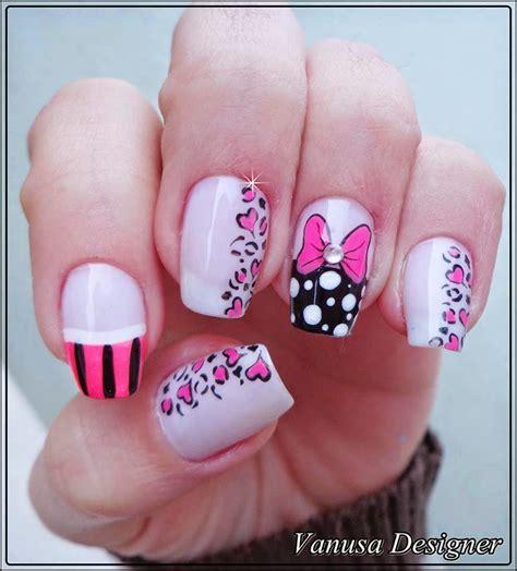 imagenes de uñas decoradas bellas u 241 as decordas modernas con nuevos estilos y dise 241 os bellos