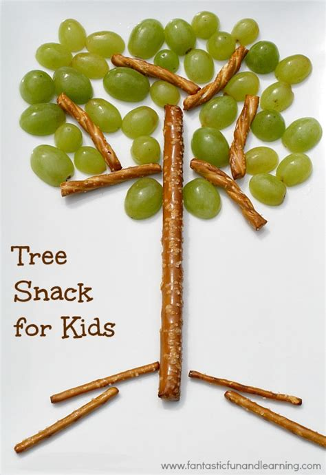 tree snacks easy tree snack for