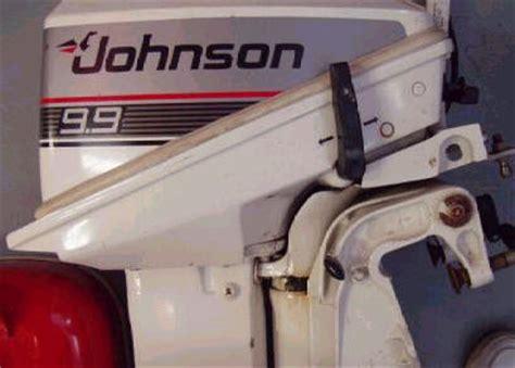 Maintaining Johnson Evinrude 9 9 Part 1