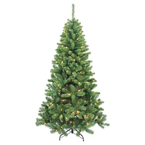 rona christmas trees pre lit berwyn tree 300 led 860 tips 7 rona