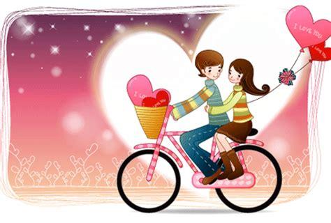 wallpaper cinta terbaru wallpaper kata kata cinta romantis bersepeda