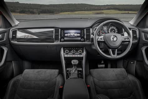 skoda kodiaq interior new skoda kodiaq 1 4 tsi 150 edition 4x4 5dr 7 seat