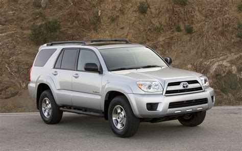Toyota 4runner 2006 2006 2009 Toyota 4runner Trail Edition Front 183379 Photo