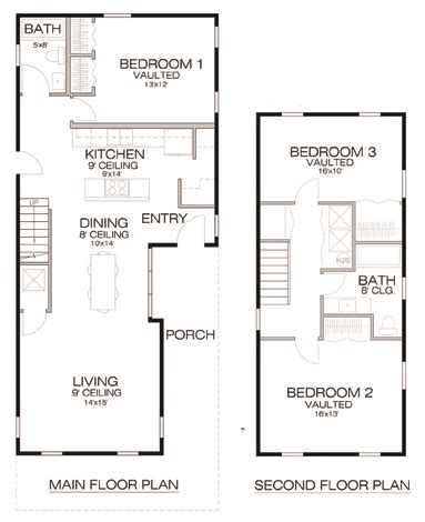 shotgun house plan shotgun style house plans 171 floor plans