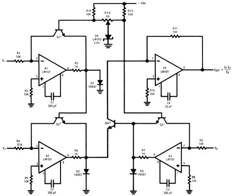 analog multiplier linear integrated circuits analog multiplier integrated circuit 28 images cdn embedded contenteetimes images edn 1 13