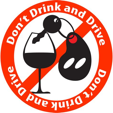 Dont Drink no and driving logo www imgkid the image
