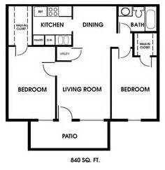 2 bedroom house plan tiny house single floor plans 2 bedrooms bedroom house