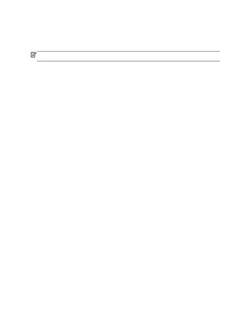 Sélection du type de numérotation   HP Officejet Pro 6830