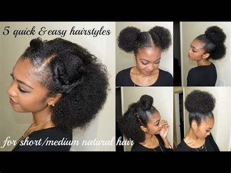 college hairstyles for natural hair summer hairstyles for short or long 4b 4c natural hair