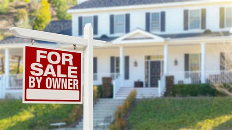 how to sell your house by owner by yourself without a