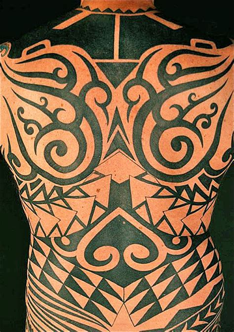 tribal full body tattoo images part invitations ideas