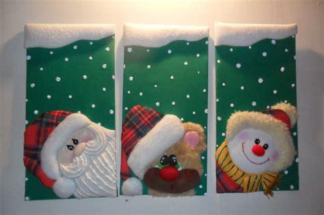 decoraciones de cuadros mardedi cuadros para decorar tu navidad