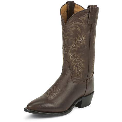 tony lama boots for s tony lama 174 12 quot stallion americana western boots