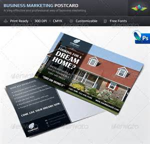promotional postcard template 24 best real estate marketing postcard templates