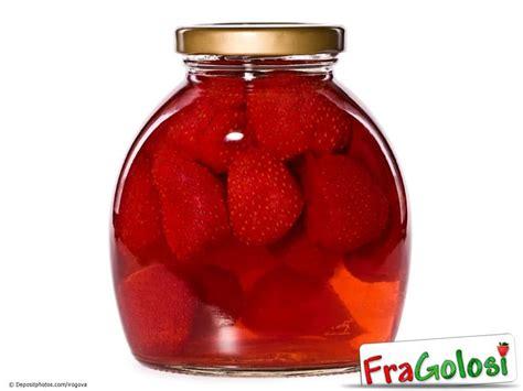 dispensa dizionario composta di fragole ricetta di fragolosi it