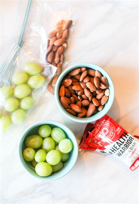 Tips For Healthy On The Go by Tips For Healthy On The Go Plan Ahead Snacks
