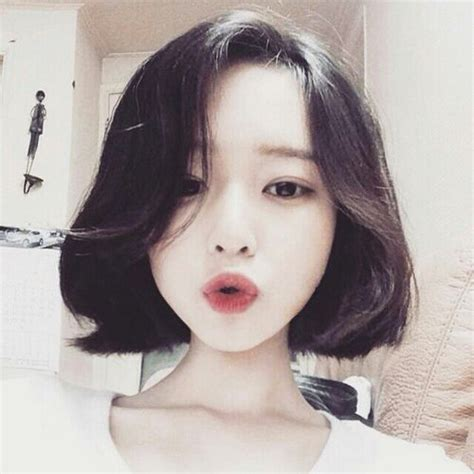 25 best ideas about ulzzang short hair on pinterest