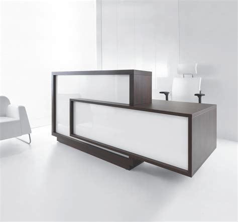 Arctic Summer Modern Reception Desk Reception Desks Las18 8 Desk Reception
