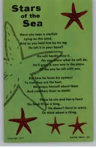 Starfish poem starfish obsession pinterest
