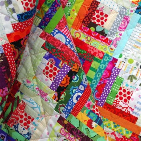 Bright From The Start Background Check Colorful Log Cabin Quilt To Change The Mood Of Your Room Quilting Cubby
