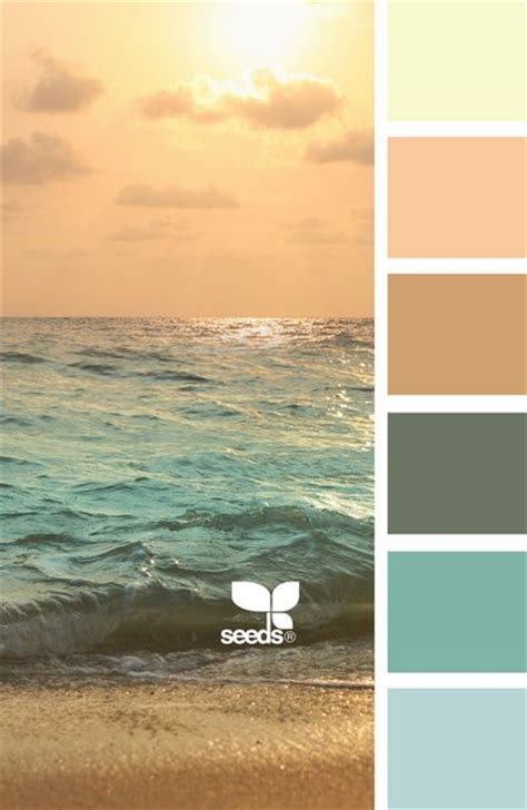 beach color 1000 ideas about beach color palettes on pinterest
