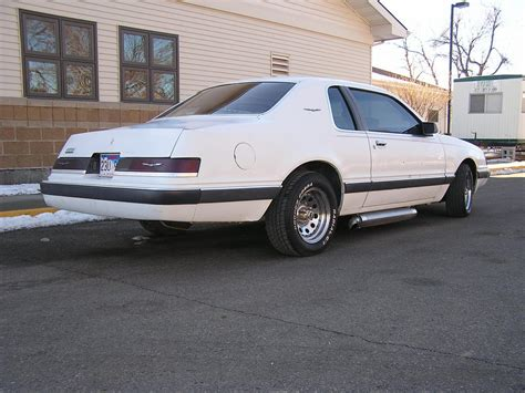 1986 Ford Thunderbird by Repdogg420 1986 Ford Thunderbird Specs Photos