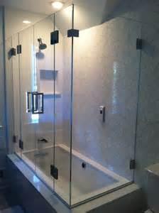 modern shower doors frameless shower doors frameless glass enclosures