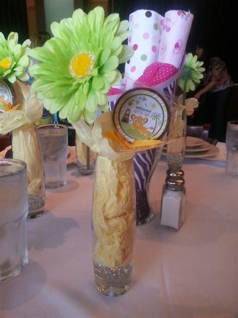 49 Best Baby 2 Shower Images On Pinterest Lion King King Baby Shower Centerpieces