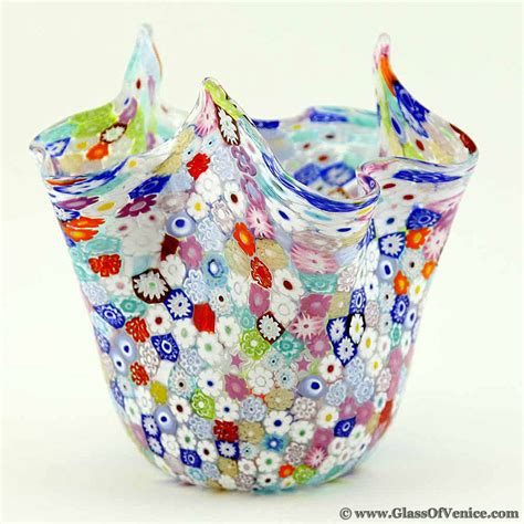murano glass the story of millefiori thousand years of glass flowers everything about venice and murano glass