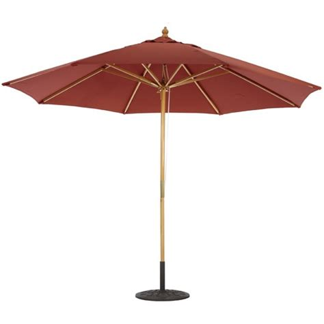 Wood Patio Umbrella Wood Market Umbrellas Patio Umbrellas Ipatioumbrella