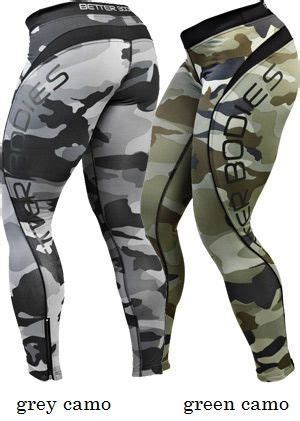 better bodies camo tights tlc for me camo tights and