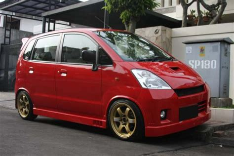 Accu Mobil Karimun Estilo 20 modifikasi karimun wagon r kotak dan estilo otodrift